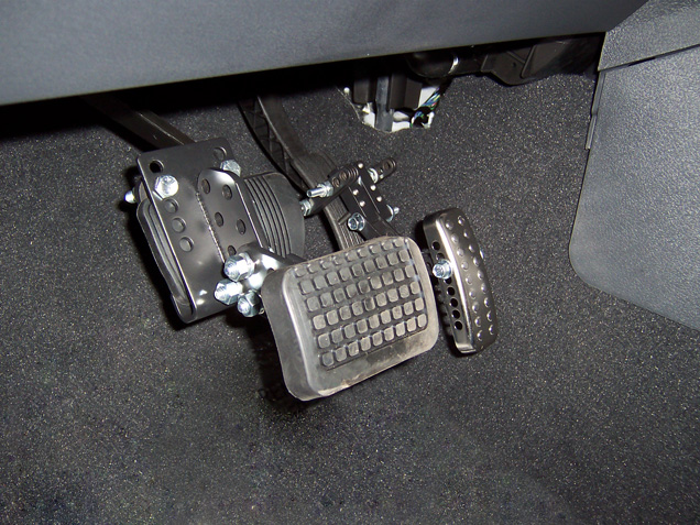 Pedalmates By Cci Adjustable Pedal Extensions